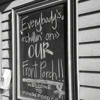 Photo taken at Monon Food Company by Sarah N. on 4/21/2012