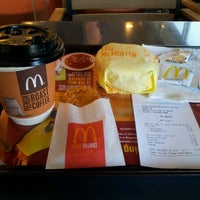 Photo taken at McDonald's by Elvus T. on 1/7/2012