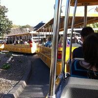 Photo taken at Safari Tram by Darren J. on 2/11/2012