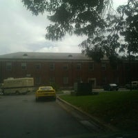 Photo taken at Morton Hall by Whitney H. on 9/20/2011