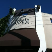 Photo taken at Toast Bakery & Café by N P M. on 1/28/2012