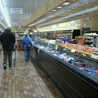 Photo taken at Woodman's Food Market by Justen P. on 11/7/2011