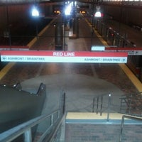 Photo taken at MBTA Alewife Station by Paul H. on 5/28/2011