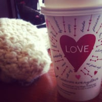 Photo taken at Starbucks by McKenzie G. on 2/7/2012