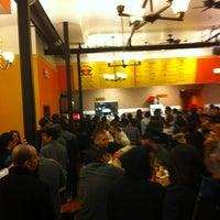 Photo taken at La Victoria Taqueria by Michael T. on 11/24/2011