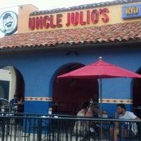 Photo taken at Uncle Julio's Rio Grande Cafe by Jodi G. on 7/14/2012