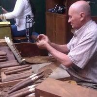 Photo taken at Little Havana Cigar Factory by Noemi R. on 11/12/2011