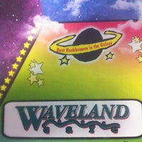 Photo taken at Waveland Cafe by Dena B. on 7/29/2012
