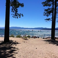 Photo taken at Kornmayer Beach by Justin A. on 8/14/2011