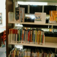 Photo taken at Upper Marlboro Branch Library by Gregory M. on 7/9/2012