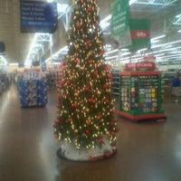 Photo taken at Walmart Supercenter by John F. on 11/7/2011