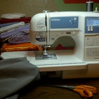 Photo taken at Sewing Room by Maria V. on 8/24/2011