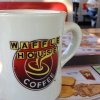 Photo taken at Waffle House by Michelle M. on 8/18/2012