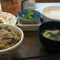 Photo taken at すき家 目黒駅東口店 by Kentaro A. on 11/26/2011