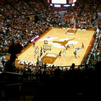 Photo taken at Frank Erwin Center (ERC) by Trey P. on 1/12/2012
