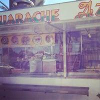 Photo taken at Huarache Azteca by Danielle N. on 11/9/2011