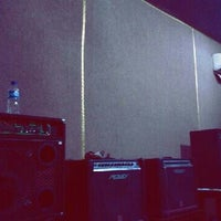 Photo taken at Dj Bali Music Studio by Gomgom P. on 5/19/2012