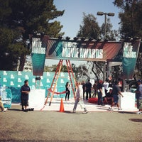 Photo taken at MTV Movie Awards Red Carpet by Shannon M. on 6/3/2012