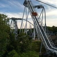 Photo taken at Busch Gardens Williamsburg by Ferdinand T. on 5/12/2012