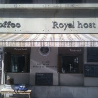 Photo taken at Royal host by Haohmaru on 10/1/2011