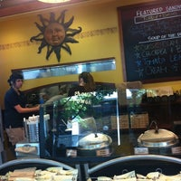 Photo taken at Specialty's Café & Bakery by Michael F. on 9/25/2011