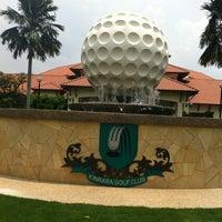 Photo taken at Kinrara Golf Club by Mohaza M. on 3/17/2012