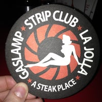 Photo taken at La Jolla Strip Club by Michele on 4/11/2012