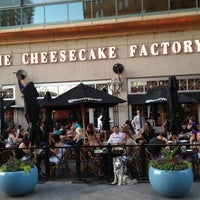 Photo taken at The Cheesecake Factory by Monte M. on 6/10/2012