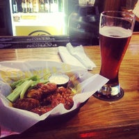 Photo taken at Buffalo Wild Wings by Andrea C. on 8/28/2012