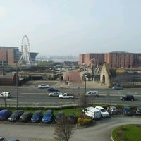 Photo taken at Ibis Hotel Liverpool Centre by Reg T. on 3/22/2012
