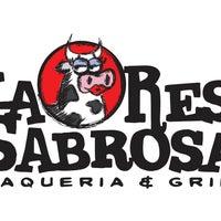 Photo taken at La ResSabrosa Taquería & Grill by Jose Alberto R. on 4/15/2012