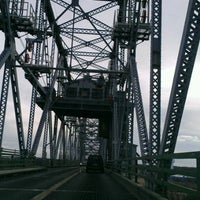 Photo taken at Burlington–Bristol Bridge by Andrew J. on 2/19/2012