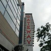 Photo taken at Gateway Film Center by Kevin M. on 9/2/2012