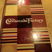 Photo taken at The Cheesecake Factory by AyⓂ️aN أ. on 5/30/2012
