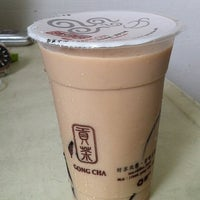 Photo taken at Gong Cha 贡茶 by Nicky T. on 6/6/2012