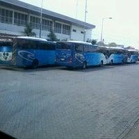 Photo taken at Terminal Purabaya (Bungurasih) by Masturin A. on 5/30/2012
