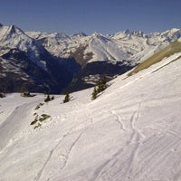 Photo taken at Mont Blanc - 4 by laurent b. on 3/14/2012