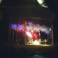 Photo taken at Virada Cultural - Ponta Negra by Deize on 5/28/2012