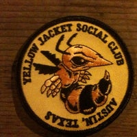 Photo taken at Yellow Jacket Social Club by Volcom Entertainment M. on 3/13/2012