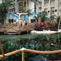 Photo taken at Gaylord Palms Resort & Convention Center by Roger A. on 3/17/2012