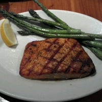 Photo taken at Black Angus Steakhouse by Eric S. on 5/13/2012