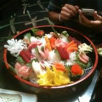 Photo taken at Miki Japanese Restaurant by Miranda K. on 7/29/2012
