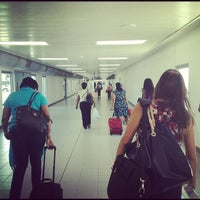 Photo taken at Norman Manley International Airport (KIN) by Anderson M. on 5/3/2012