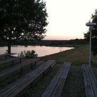 Photo taken at URJ Greene Family Camp by Stefani R. on 5/29/2012