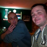 Photo taken at St. James Irish Pub by christian m. on 4/11/2012