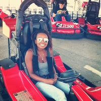 Photo taken at Lil 500 Go Karts by Zea S. on 4/23/2012