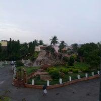 Photo taken at Begumpet Railway Station by Ravi Shankar A. on 7/15/2012