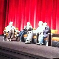 Photo taken at Samuel Goldwyn Theater by Jim B. on 2/26/2012