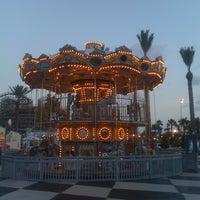 Photo taken at Kemah Boardwalk by Connie K. on 5/24/2012