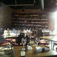 Photo taken at Purple Cafe & Wine Bar by John E. on 2/2/2012